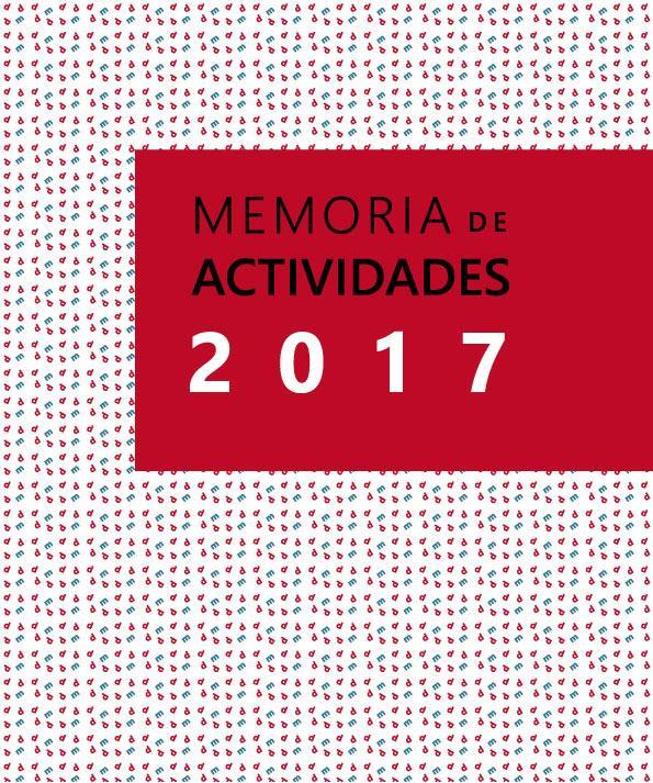 Descarga Memoria de actividades y económica 2017