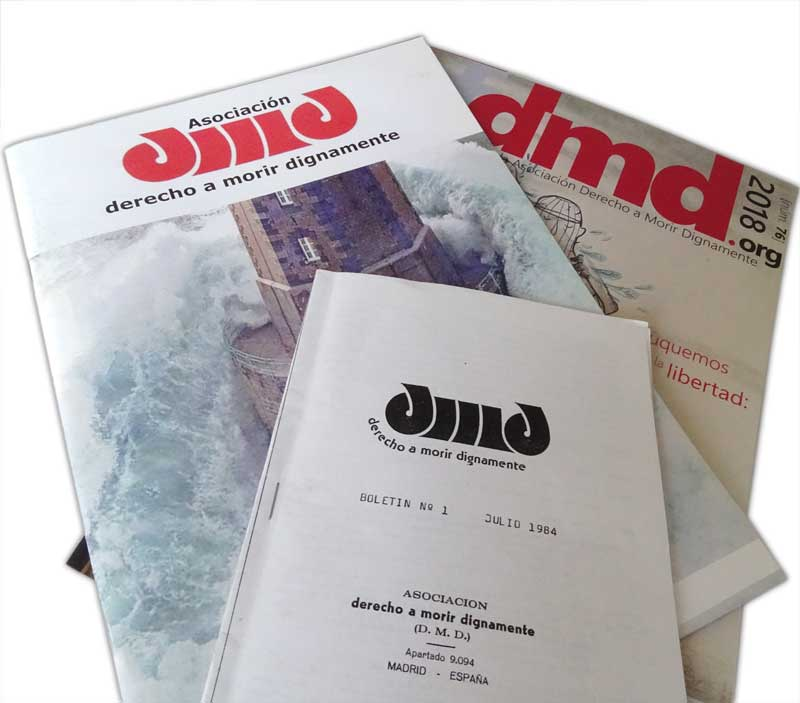 Boletines y revistas DMD