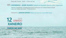 Dia Muerte Digna Galicia Recuerdo a Ramon Sampedro