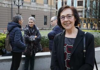 Fernanda del Castillo, presidenta de DMD Asturias